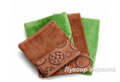 Towels for the person Microcotton