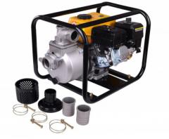 Мотопомпа бензиновая FORTE FP20C для чистой воды