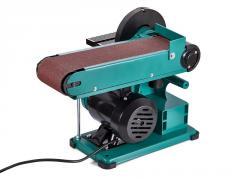 Дисково-ленточный шлифовальный станок (0.55 кВт,