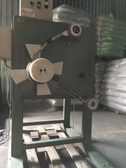 Блок укладки стрічки в бухти, намотувальна машина
