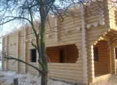 "Cottages wooden. Cottages wooden ""on a"