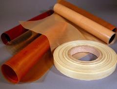 Electroinsulating materials, Lakotkani