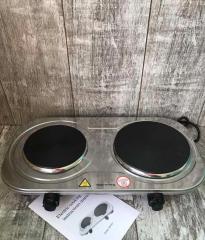 Плита электрическая двухконфорочная дисковая...