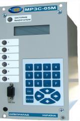 Микропроцессорное устройство защиты автоматики