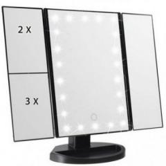 Зеркало с подсветкой 22 LED SuperStar mirror с
