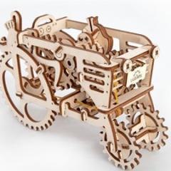 Механическая модель конструктор - Трактор //