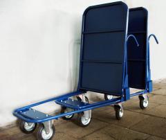 Cart platform THETAS 0.4