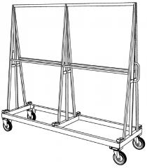 Cart vertical TDT-0.5