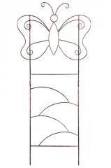 """Support metal folding """"Butterfly"""" (H = 2200 mm)"""