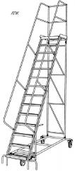 Ladder mobile (N=4m)