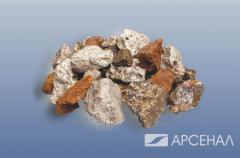 Феррохром высокоуглеродистый HС FeCr, ФХ800, ФХ850
