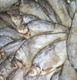 Bream solyono dried