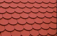 The tile is ceramic. LODGE company, Chernivtsi