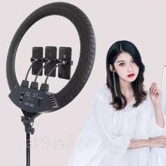 Профессиональная кольцевая LED лампа SLP-G63 с 3