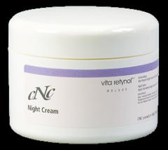 Intensive anti-aging night cream with Retinolum