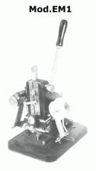 Sicomec EM1 model _ Manual labeling machine