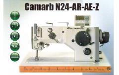 CAMARB N24-AR-AE-Z _ the High-speed flat seamer