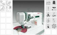 PFAFF 521 _ Одноигольная швейная машина с...