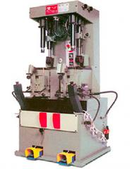 Hydraulic press for gluing of soles 72AB
