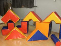Children's modules production sale delivery