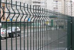 Секции ограждения Рубеж | купить в Украине,