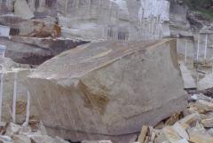 Піщаник, природний камінь - бут, блоки, сляба.