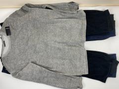 11-1623, Домашній одяг чоловічий розпаровки