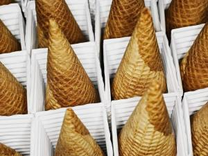 Cones wafer for ice cream wholesale across