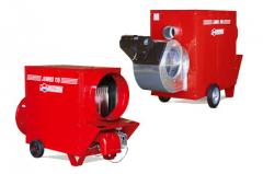 Воздушные теплогенераторы производства фирмы Biemmedue