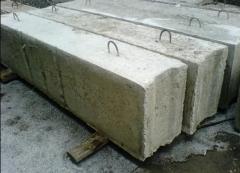 Блок фундаментный ФБС-3