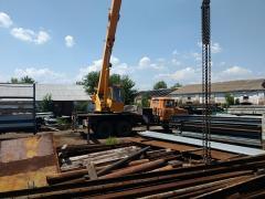 Кран грузоподъемностью 25 тонн