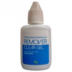 Remover for eyelashes