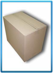 Cardboard boxes No. 3. Gofroyashchik