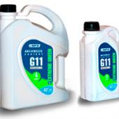 "Antifreeze green ""Extreme Green G11 ″"