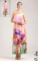 Summer chiffon O.jen dress model No. 01249/2D