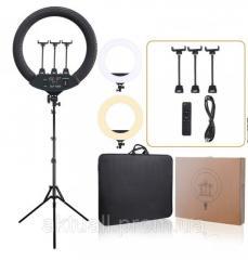 Профессиональная кольцевая LED лампа SLP-G500 с 3