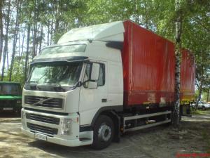 Спойлеры для грузовых автомобилей в Украине,