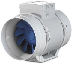 Канальный вентилятор смешанного типа BLAUBERG