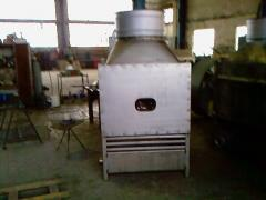Cooler of 5 cbm