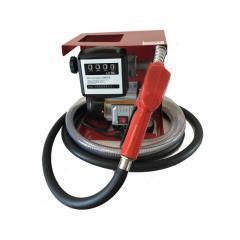 Мини АЗС для дизельного топлива 220В 60л/мин