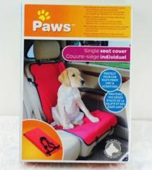 Накидка на автомобильное сиденье для животных Paws