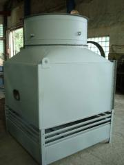 Cooler of 8 cbm