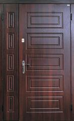 Entrance armor doors bastion