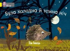 Книга Була холодна й темна ніч. Автор - Тім Гопґуд