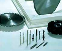 Tools for production of plastic windows and doors