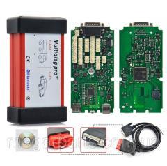 Сканер одноплатный Multidiag Pro Bluetooth (Delphi