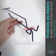 Производство крючков для Dnipro-M