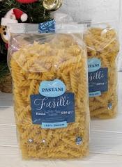 Макаронные изделия Pastani спиральки 500 грамм.