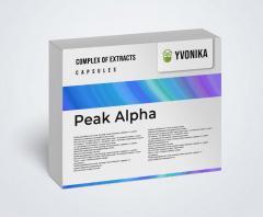 Peak Alpha (Пик Альфа) - капсулы для...