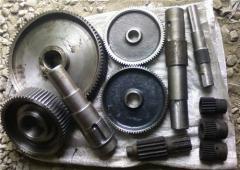 To buy shaft gear wheels (wholesale, retail,